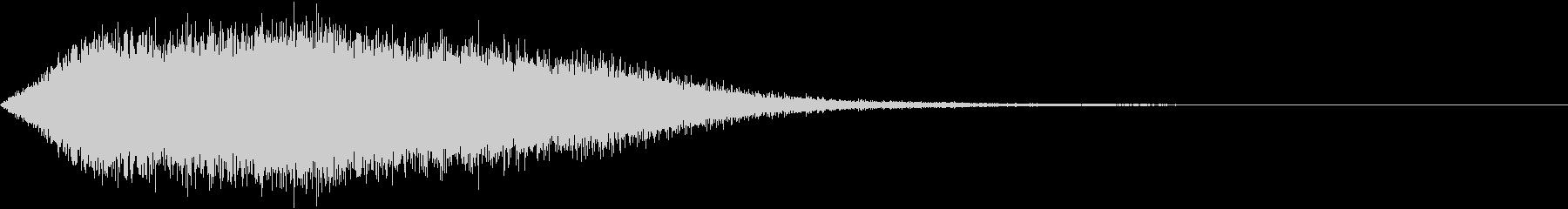 【ダーク・ホラー】アトモスフィア_18の未再生の波形