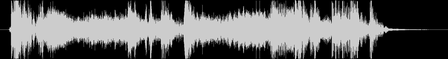 フィクション 力学 機械変換01の未再生の波形
