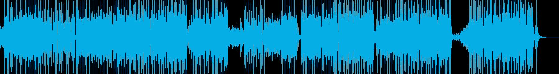胸キュン・メルヘンな映像に 長尺★の再生済みの波形