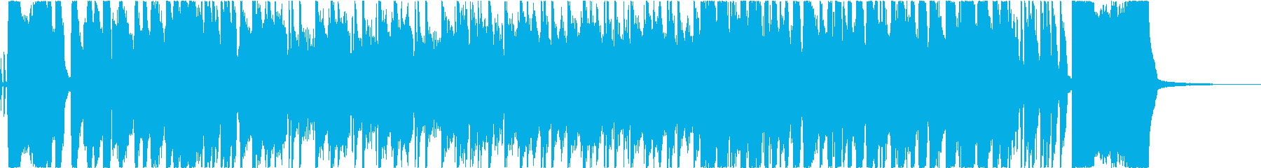 ブラスが印象的な踊りたくなるファンク2の再生済みの波形