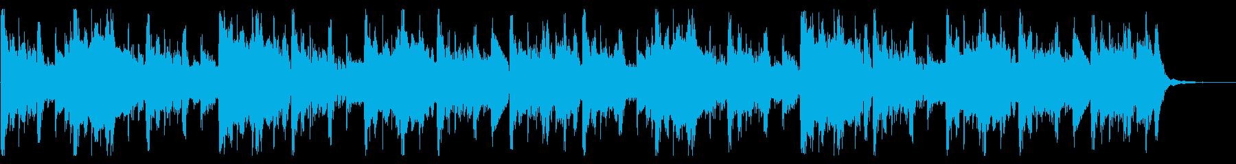 優しいR&B_No644_5の再生済みの波形