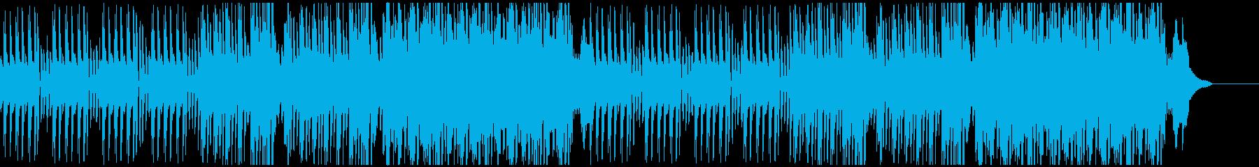 ギャグ、茶番に合うピアノ主体のBGMの再生済みの波形