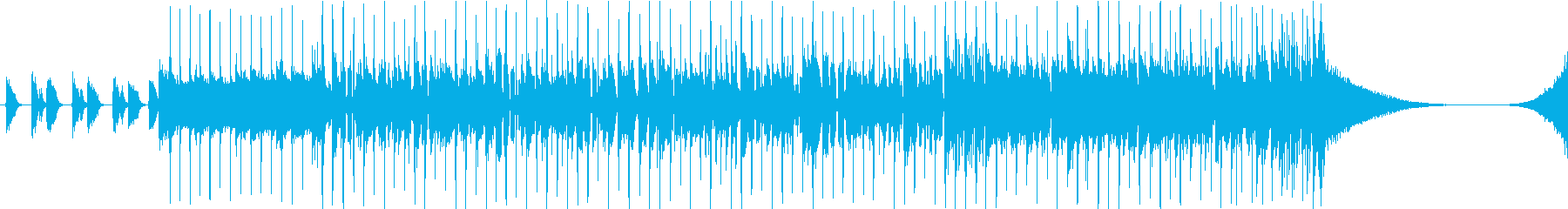 newtralの再生済みの波形