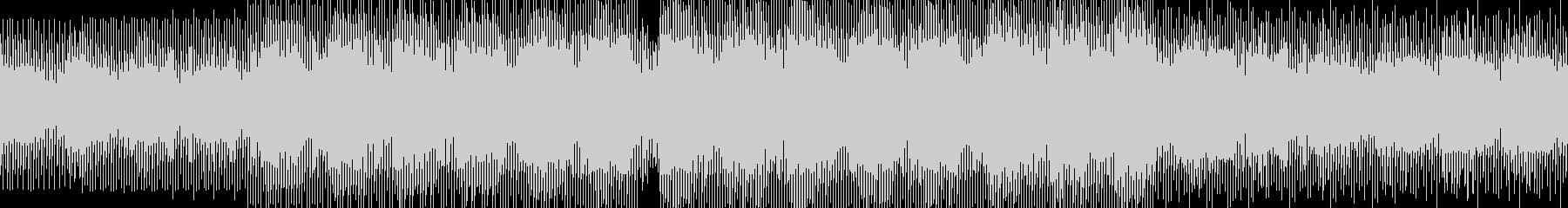 シンセ。アルペジオループ。ビンテー...の未再生の波形