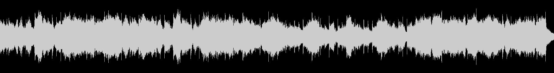 インド風エスニック音楽 シタール タブラの未再生の波形