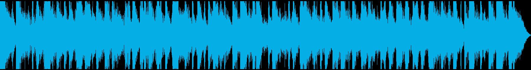 陽気なホーンのキューバ音楽 15秒の再生済みの波形