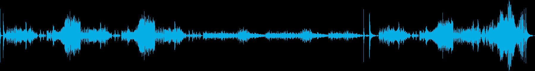 ショパンならではの感動的な一曲ですの再生済みの波形