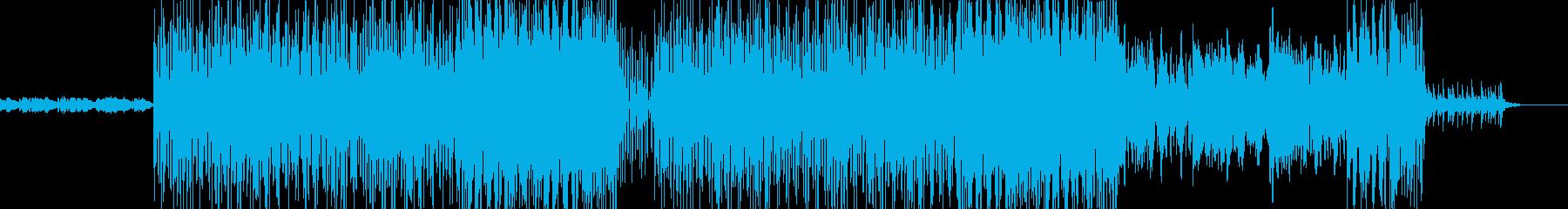 インディー 説明的 楽しげ 希望的...の再生済みの波形