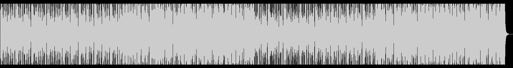 キラキラ/ピアノハウス_No423の未再生の波形