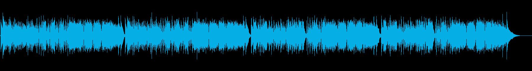チェンバロソナタ K11 スカルラッティの再生済みの波形