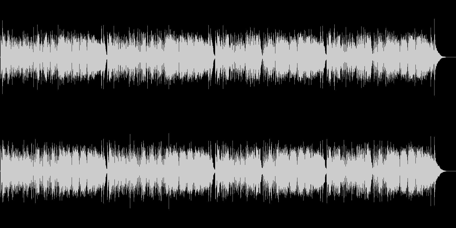 チェンバロソナタ K11 スカルラッティの未再生の波形