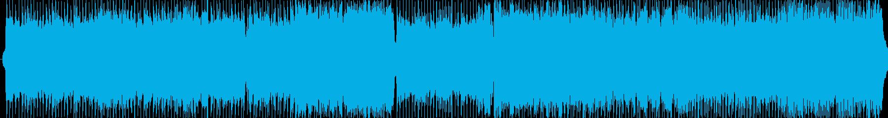 洞窟に潜む悪人をイメージした曲です。の再生済みの波形