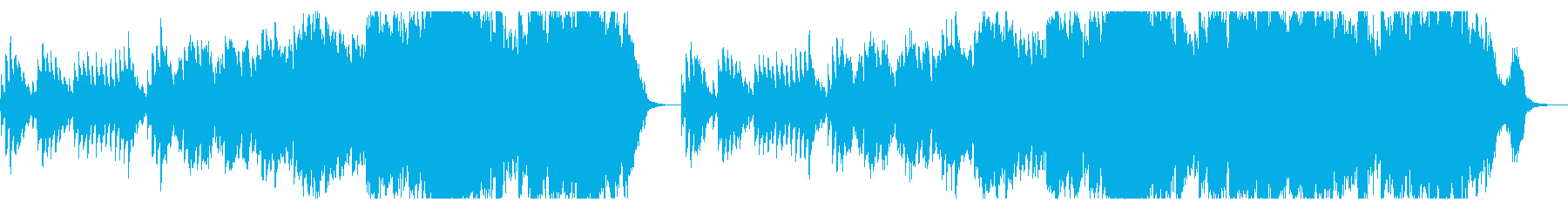 A small violin formation that is painfully moving's reproduced waveform