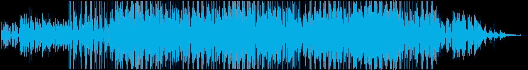 あの声の再生済みの波形