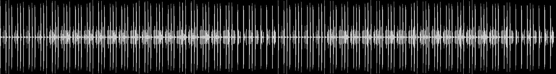 ほのぼの犬猫フルートBGM パターンFの未再生の波形