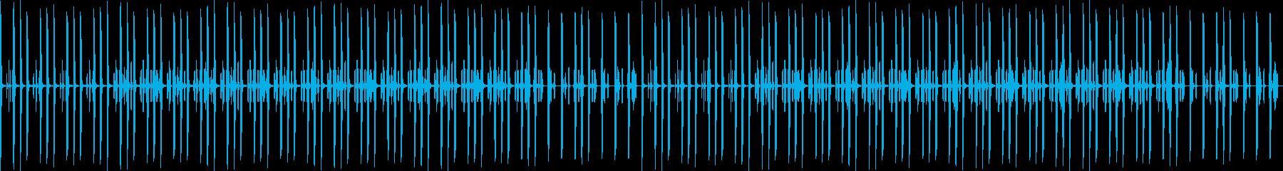 ほのぼの犬猫フルートBGM パターンFの再生済みの波形