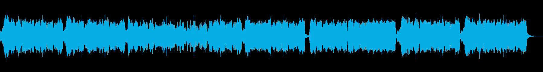 クラシカルな雰囲気 ストリングス の再生済みの波形