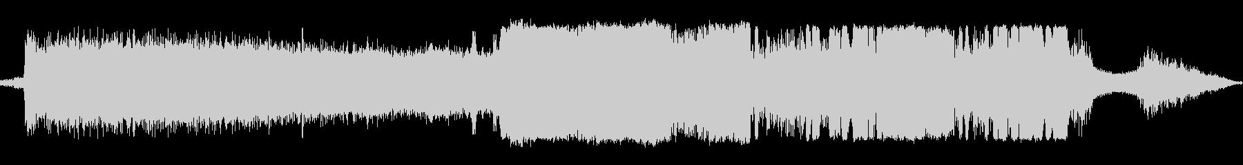 マシンベルトサンダーエアー各種速度の未再生の波形