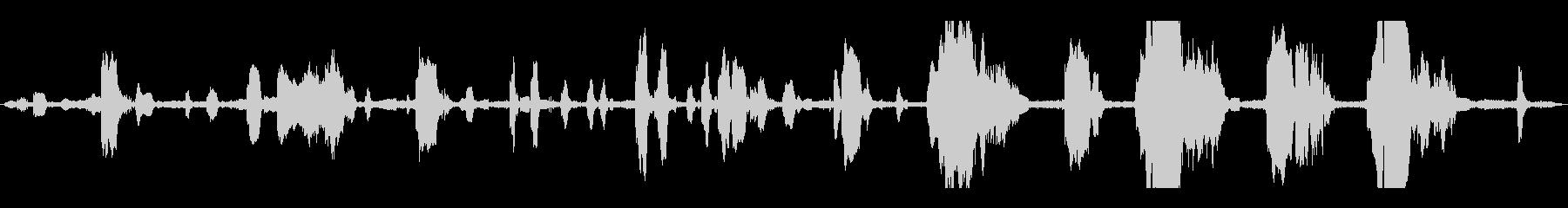 シビック-コーナーバイスを繰り返し...の未再生の波形
