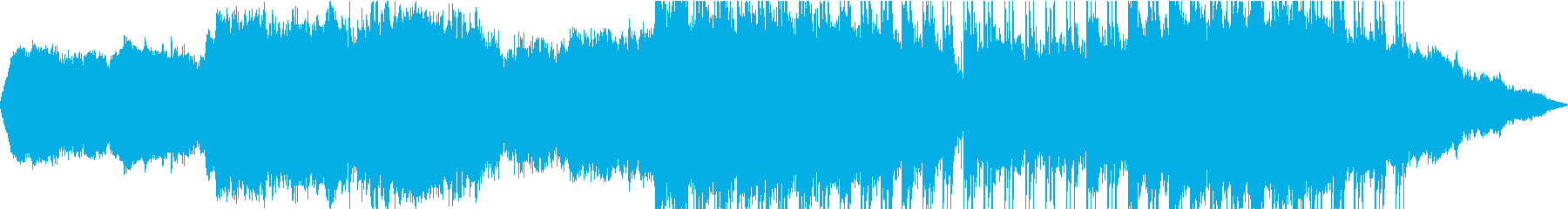 1'40からスロー、ヒロイック、ス...の再生済みの波形