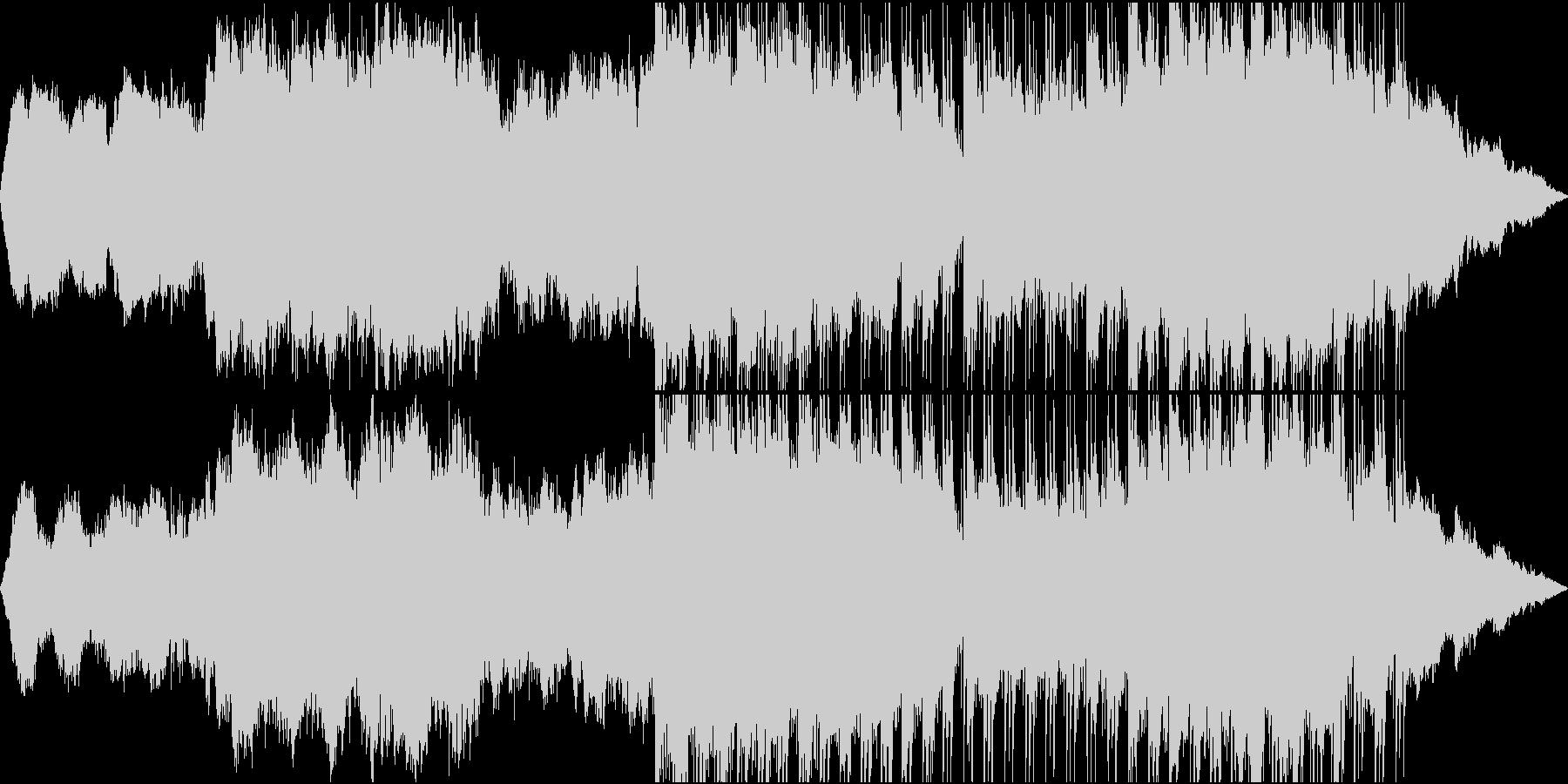 1'40からスロー、ヒロイック、ス...の未再生の波形
