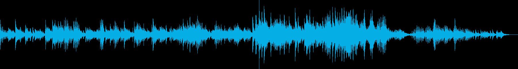 決別の時(ピアノソロ・切ない・決意)の再生済みの波形