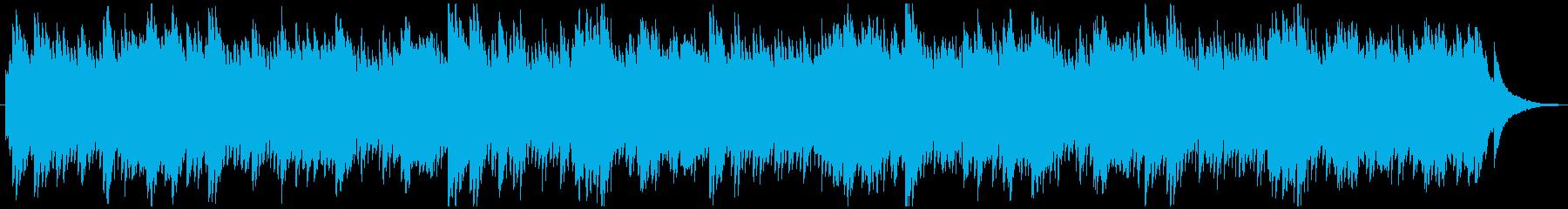 室内楽 ほのぼの 幸せ ピアノの再生済みの波形