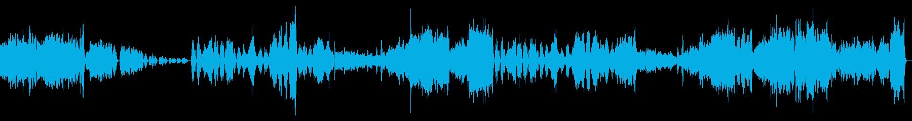 絶望感のあるクラシック『弦楽セレナーデ』の再生済みの波形