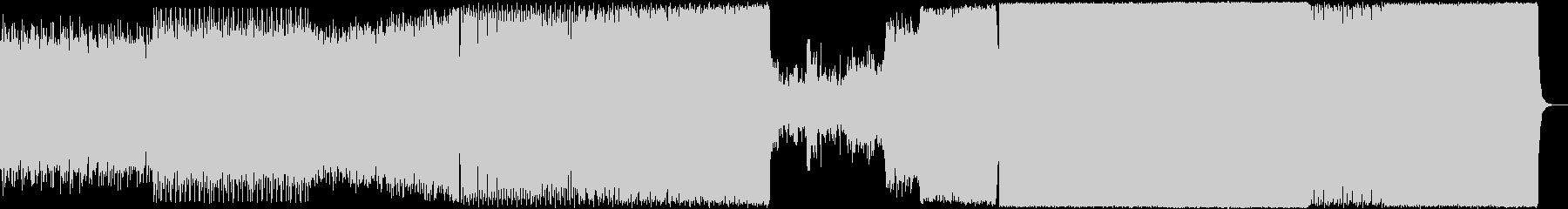 デジタル、CG、SFX等の映像フルverの未再生の波形