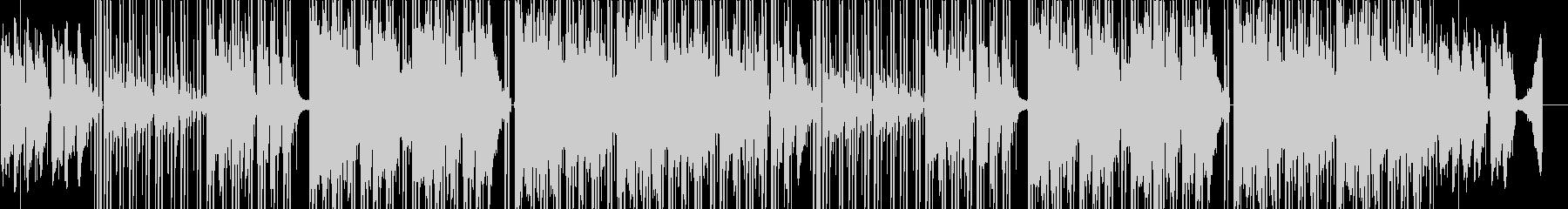 オシャレで切ないLO-FIインストの未再生の波形