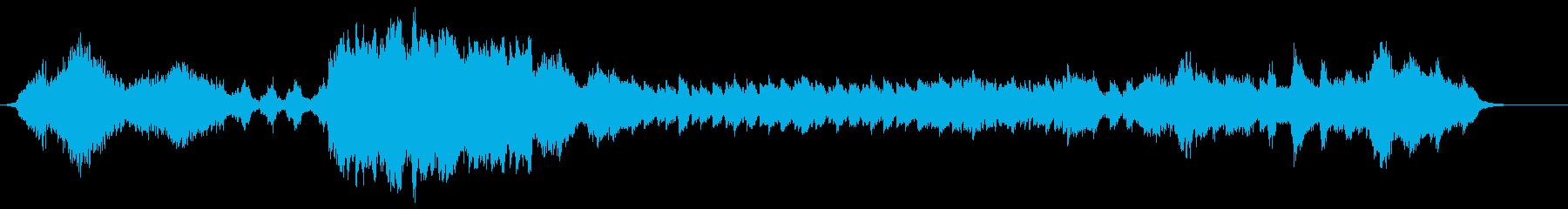 BUTTERFLY ISLANDの再生済みの波形