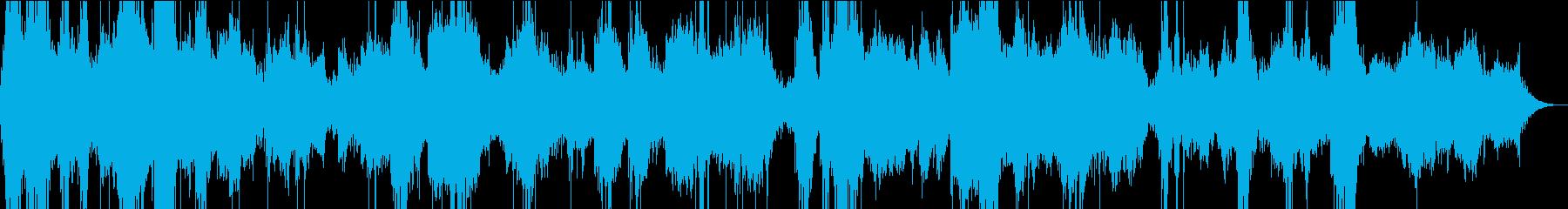 Fractal Atmosphereの再生済みの波形