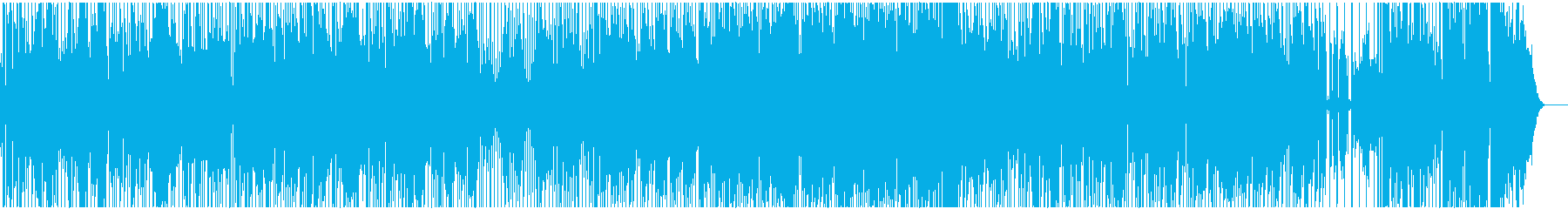 EGの効いた爽やかなオルガン・インストの再生済みの波形