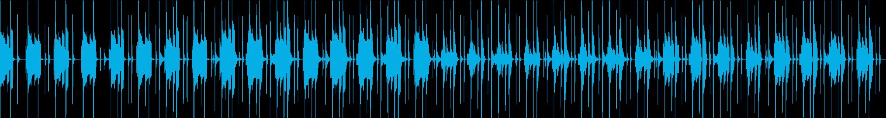 配信/ゲーム/日常/かわいい/ほのぼのの再生済みの波形