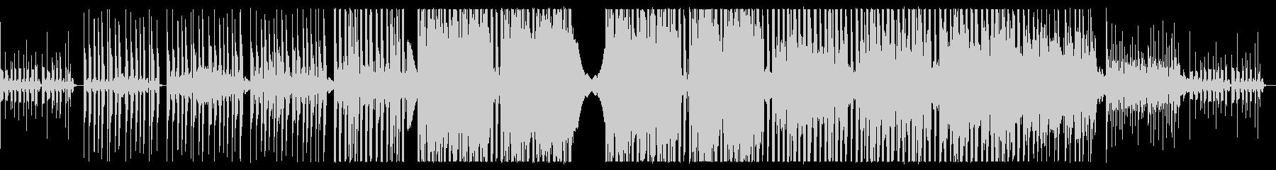 KANT_無機質BGM200601の未再生の波形