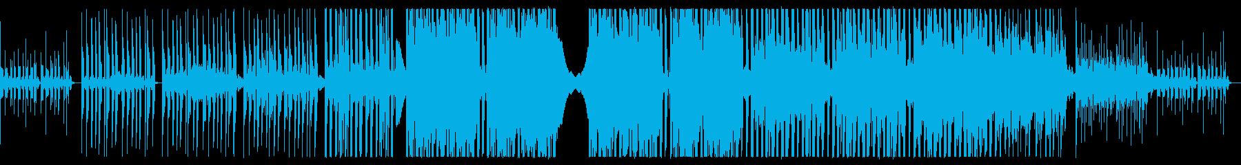 KANT_無機質BGM200601の再生済みの波形