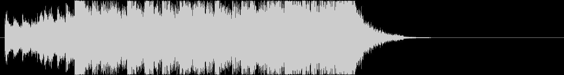 ニュースOP5 16bit44.1kHzの未再生の波形
