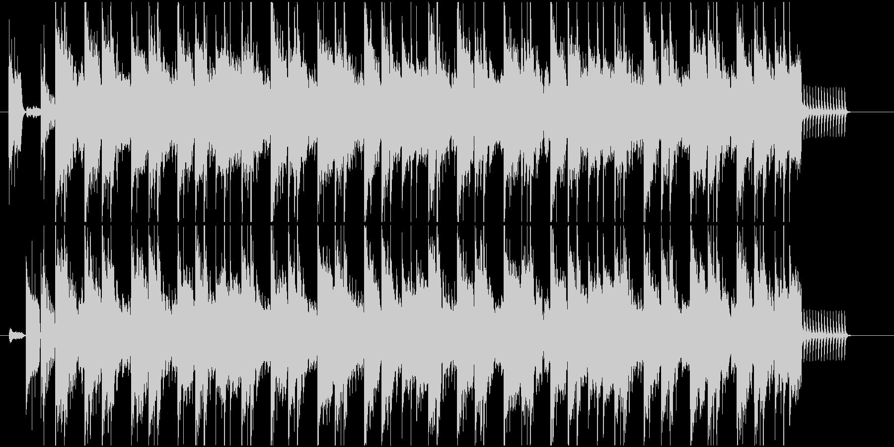 優しくアットホームで切ないバンドサウンドの未再生の波形