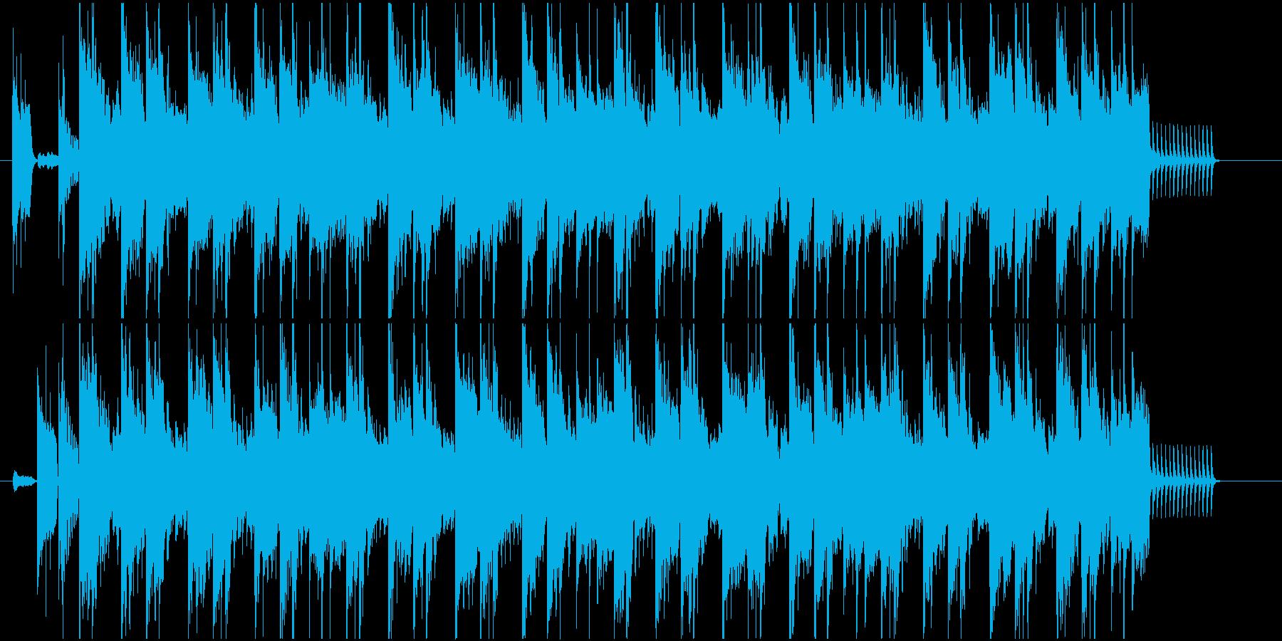 優しくアットホームで切ないバンドサウンドの再生済みの波形