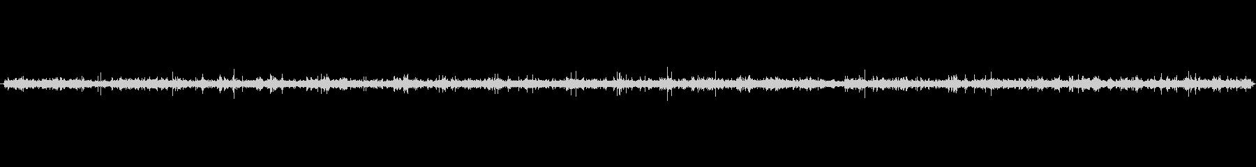 自然 ストリームバブルイレギュラー01の未再生の波形