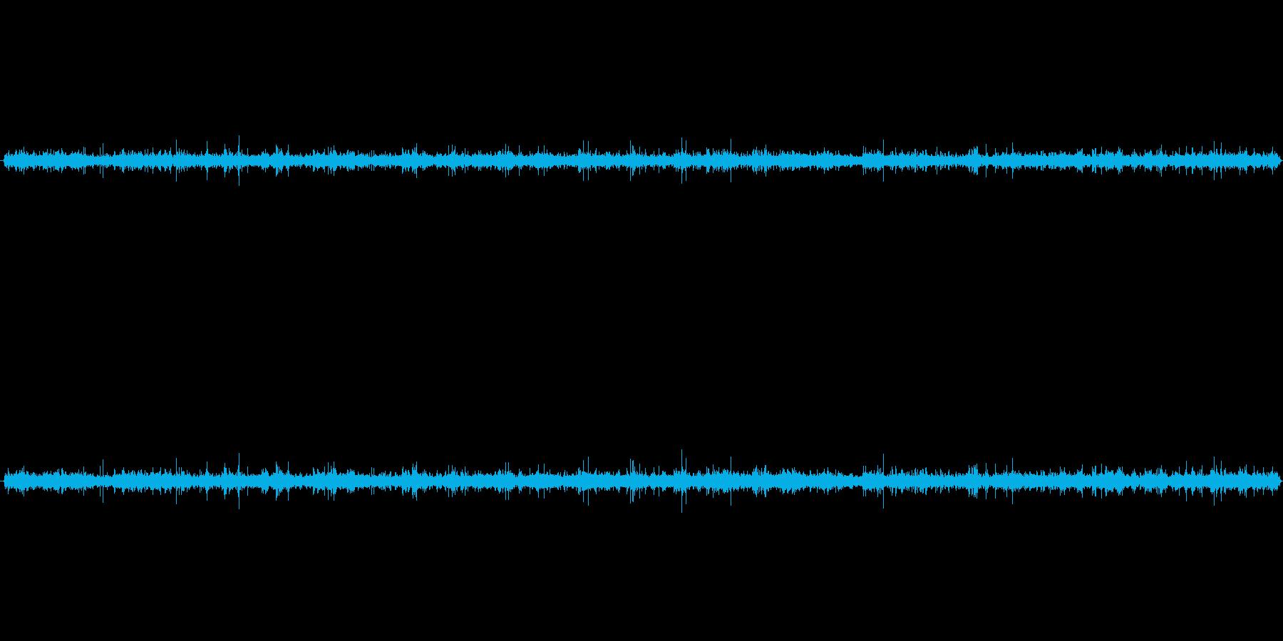 自然 ストリームバブルイレギュラー01の再生済みの波形