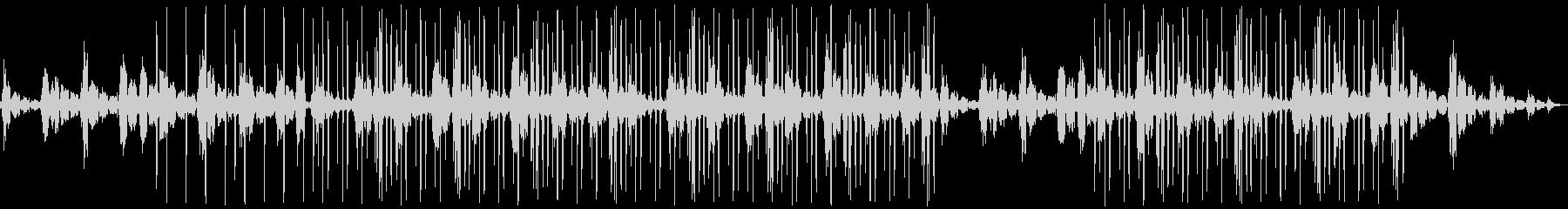 シンプル ピアノLo-Fi HipHopの未再生の波形