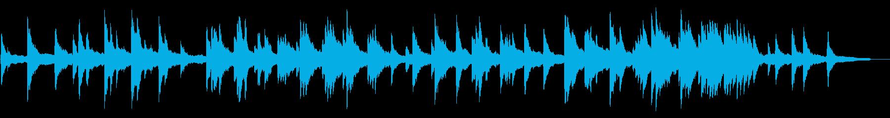 ヒーリングピアノ組曲 まどろみ 6の再生済みの波形