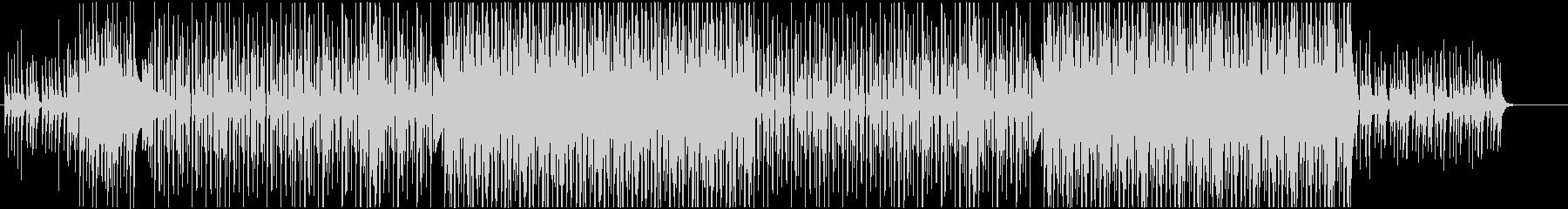 洋楽ラテン、レゲエ、パーティービート♫の未再生の波形