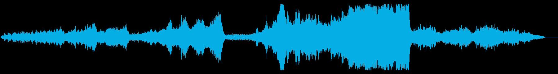 大自然壮大オーケストラ per pno無の再生済みの波形