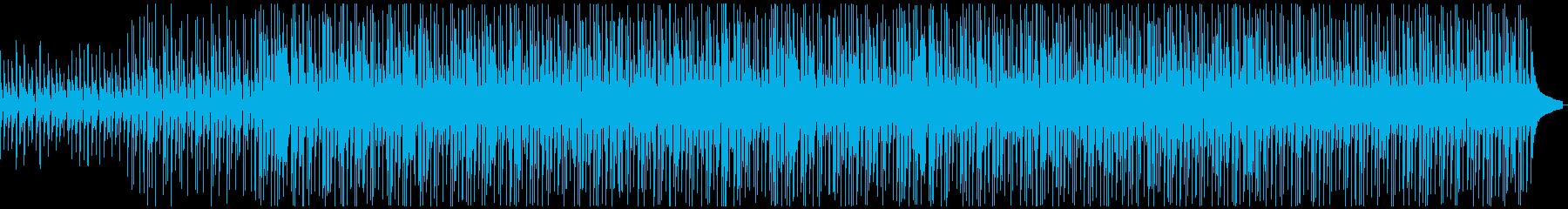 マリンバとリコーダー、ほのぼの日常、動画の再生済みの波形