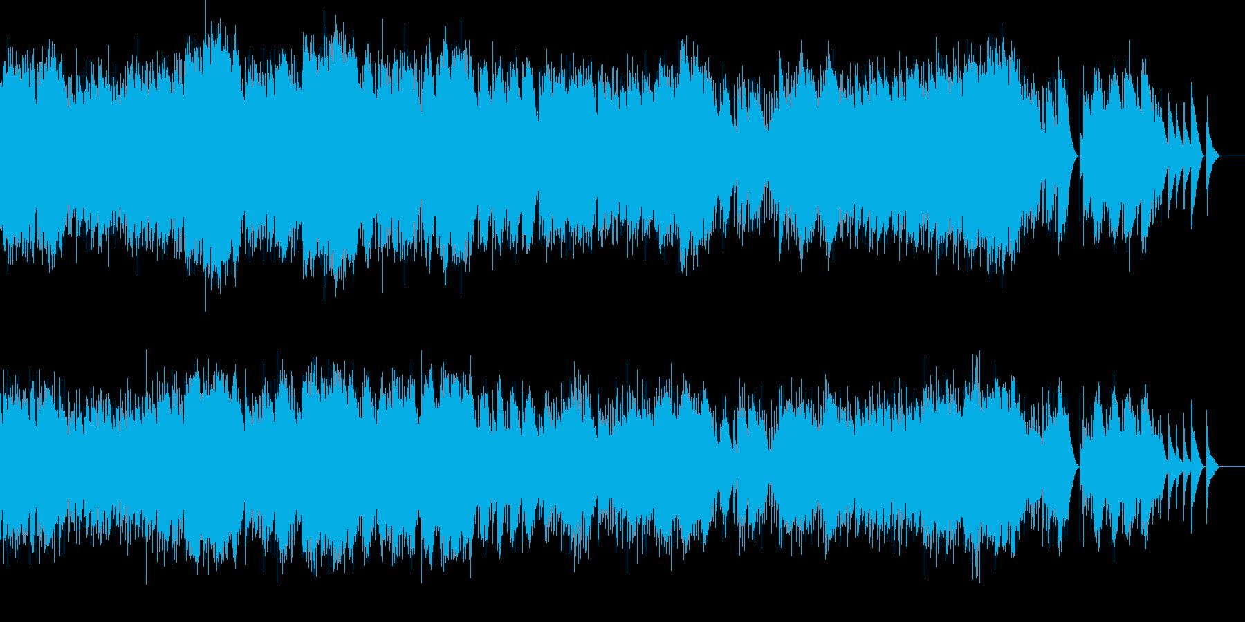 カルメン アラゴネーズ(オルゴール)の再生済みの波形