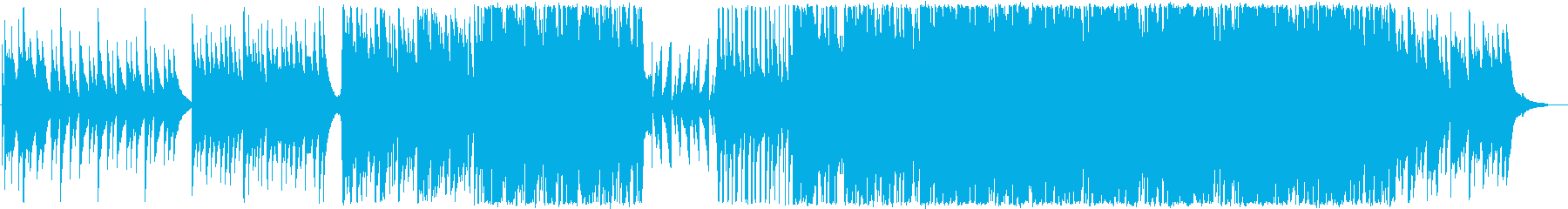 ロマンティックポップ。ピアノリバー...の再生済みの波形