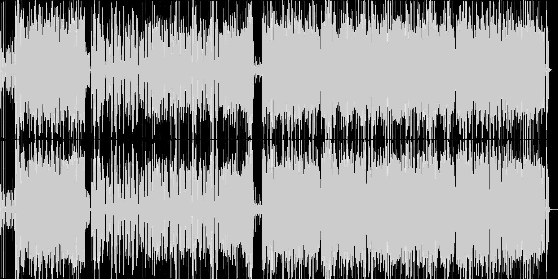 明るくてかっこよいロックPop(短縮版)の未再生の波形
