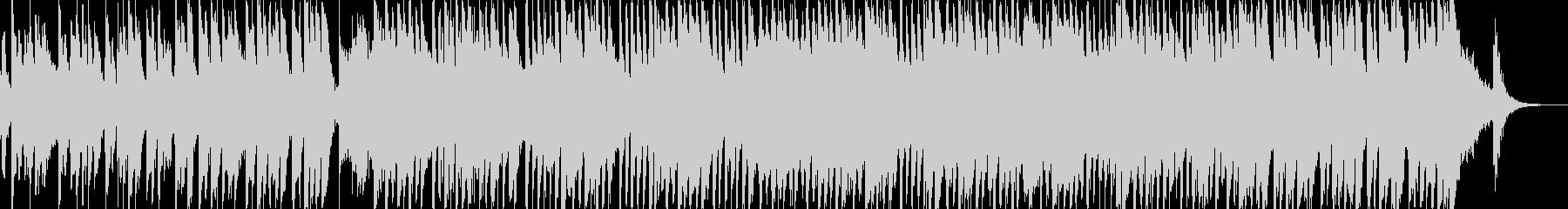 陽気なヴィンテージサーフロックの未再生の波形